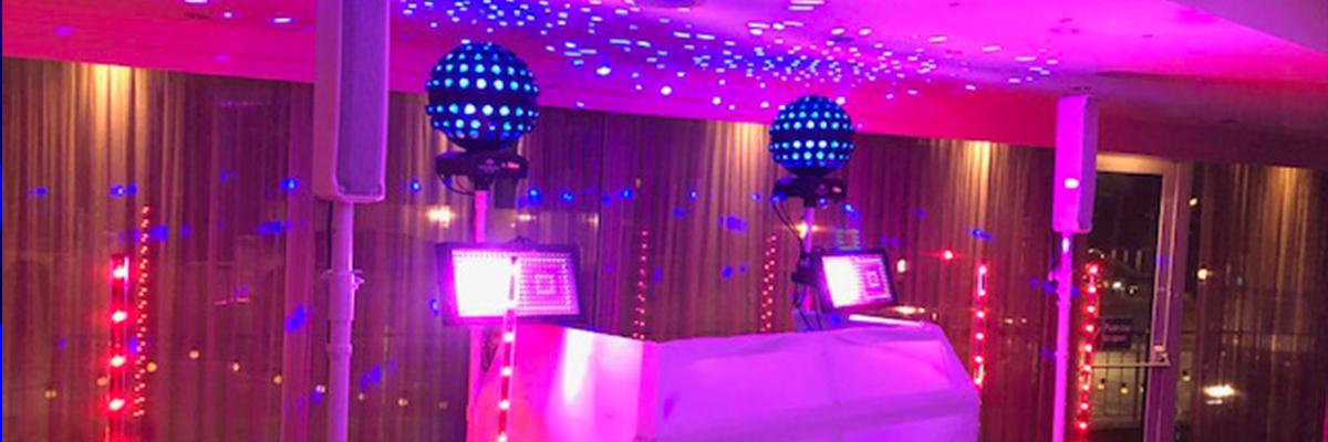disco scene